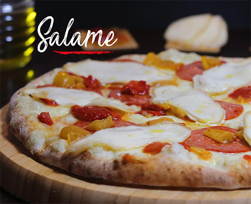 Pizza Salame - Napoli Gran Gourmet
