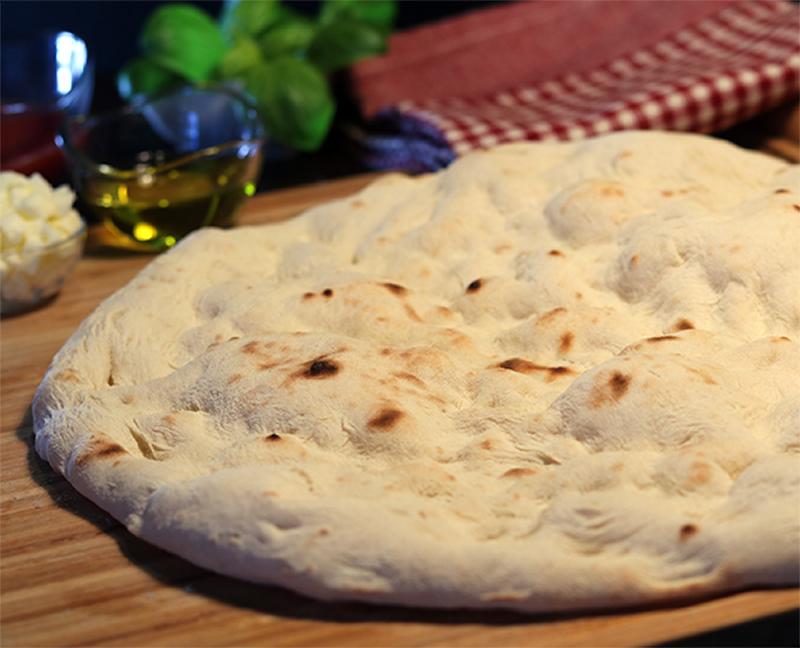 Base per pizza bianca surgelata - Forneria Italia