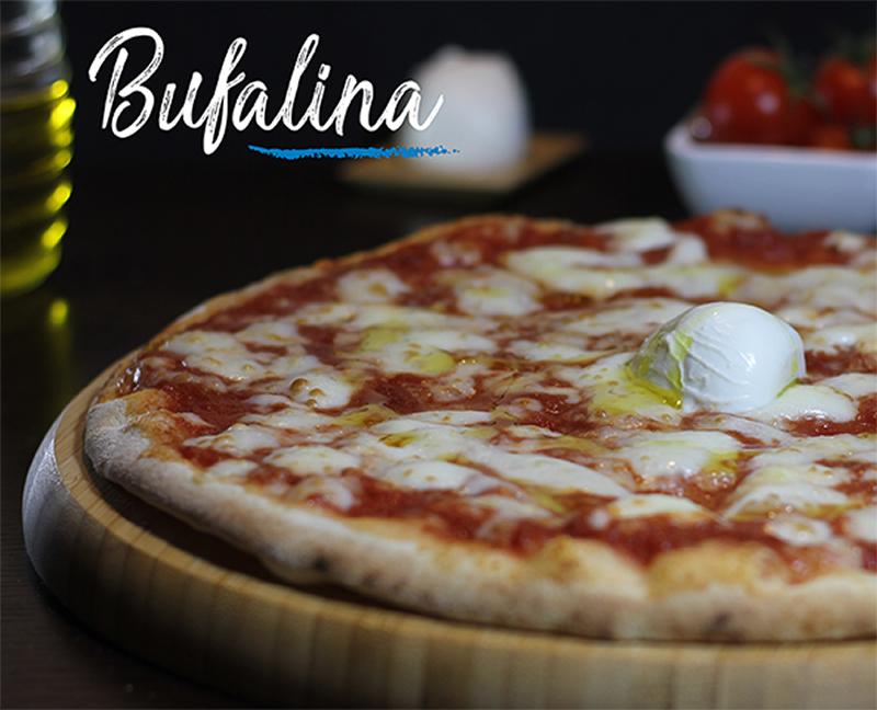 Pizza Bufalina Organic - Napoli Gran Gourmet