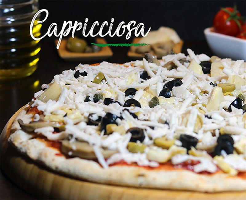 Pizza Capricciosa - Napoli Gran Gourmet