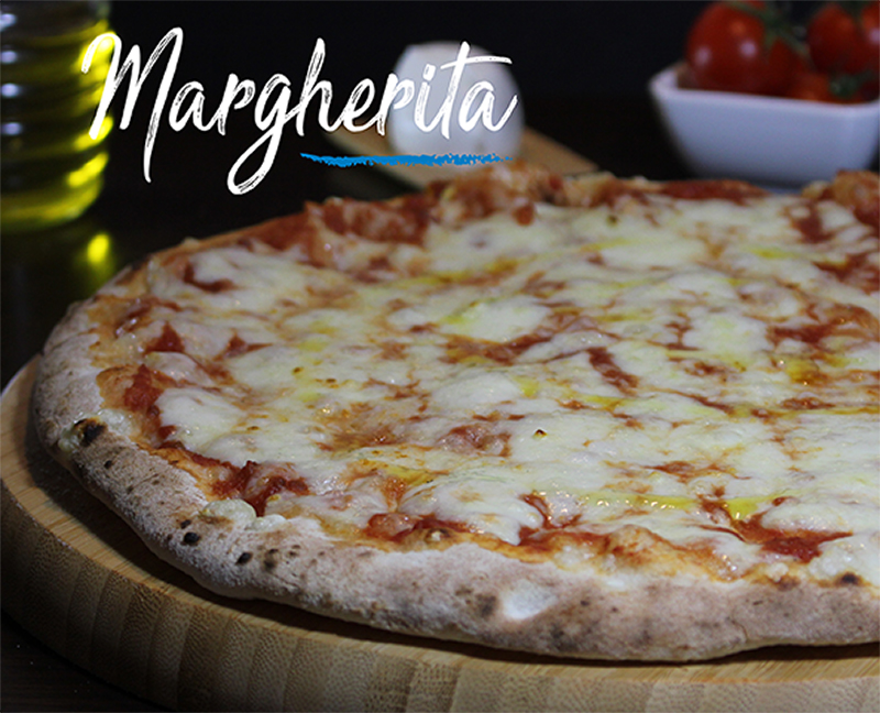 Pizza Margherita Organic - Napoli Gran Gourmet