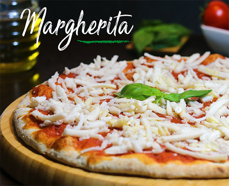 Pizza Margherita Vegan - Napoli Gran Gourmet